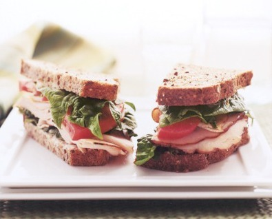 back to school, lunch ideas, lunch for kids, lunch for teens, turkey sandwich recipe