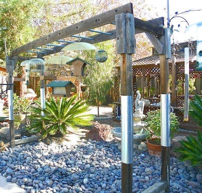 birdfeeding station