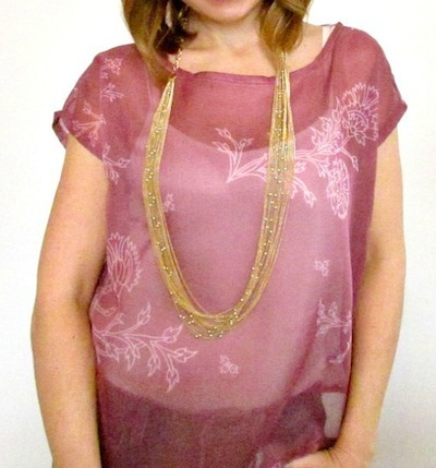 boxy top sewing pattern