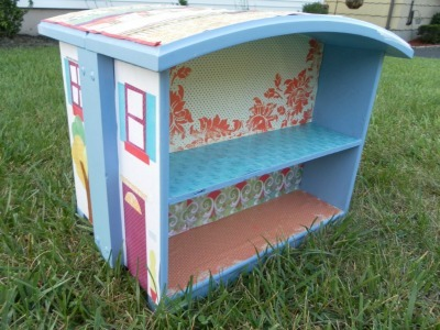repurposed dresser drawers, upcycled drawers, woodworking, diy furniture, chest of drawers, diy dollhouse