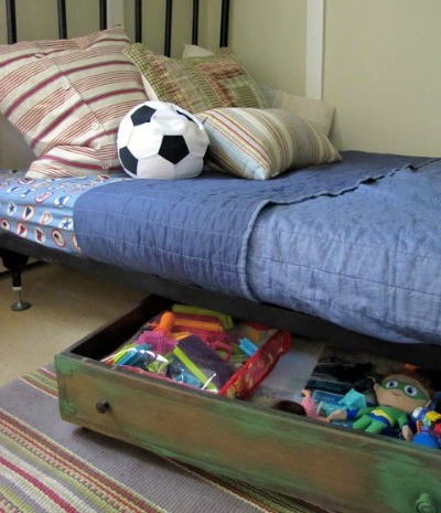 repurposed dresser drawers, upcycled drawers, woodworking, diy furniture, chest of drawers, under the bed storage, diy storage bin