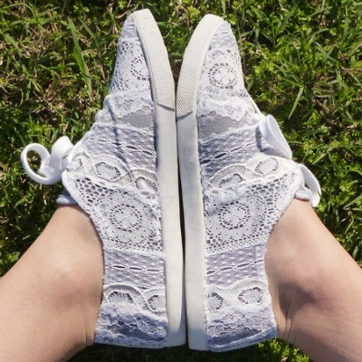 Lace Tennis Shoes