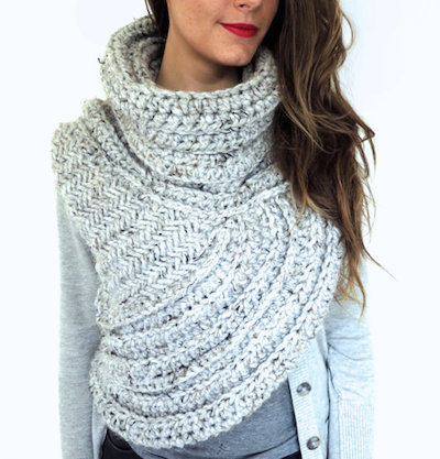 Extreme Turtlenecks — Oversized and Chunky Sweaters to Knit or ...
