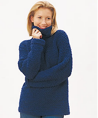 Free Crochet Patterns Pullover Sweater : Extreme Turtlenecks ? Oversized and Chunky Sweaters to ...