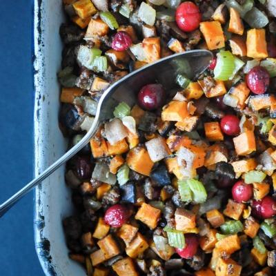 Paleo stuffing recipe, homemade stuffing recipe, Thanksgiving stuffing recipe