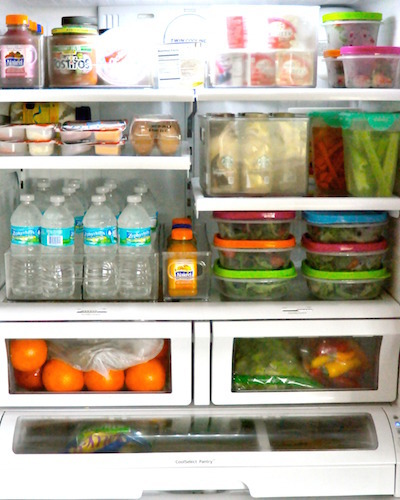 how to keep fridge clean fresh