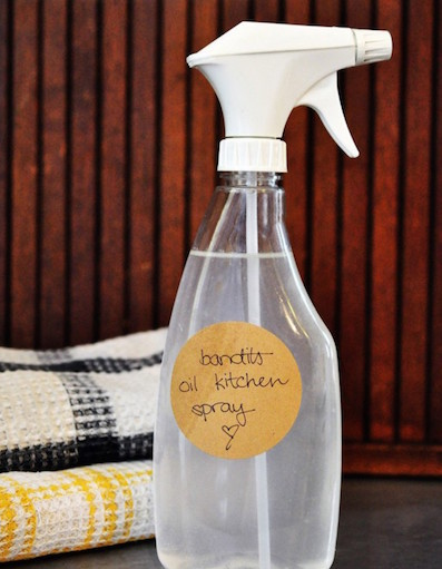 natural kitchen disinfectant spray