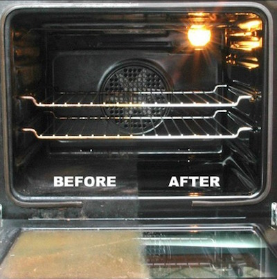 natural overnight oven cleaner