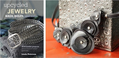Upcycled Jewelry, Bags, Belts and More