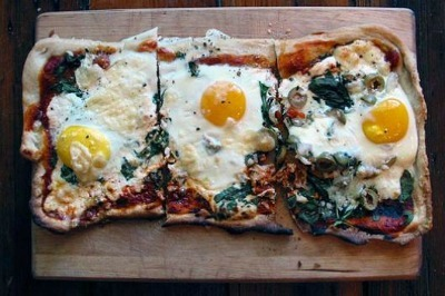 Hangover Pizza