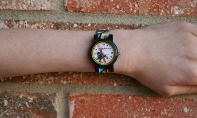 Duct Tape Watch Wristband
