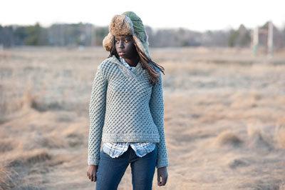 tundra sweater knitting pattern