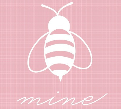 Bee mine valentine card