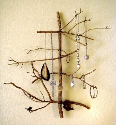 tree branch Jewelry Hanger