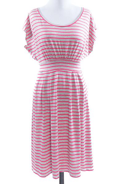 empire waist pleated dress pattern