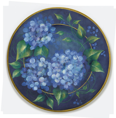 flowers decorative painting