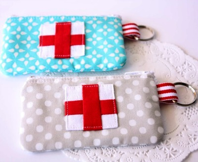 Emergency Sewing Kit DIY, DIY Sewing Pouch