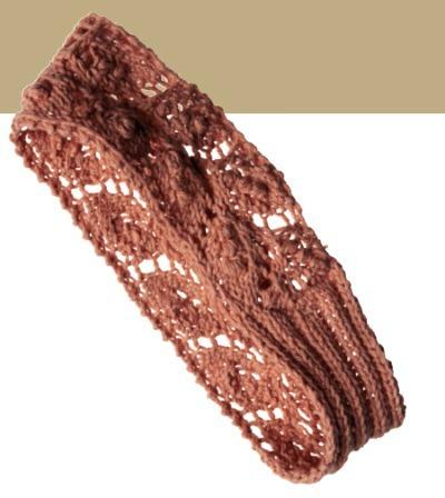 Victorian-Style Lace Headband