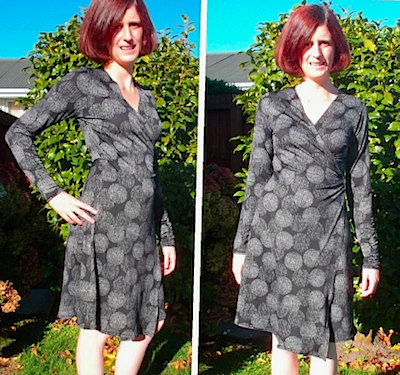 Versatile Wrap Dress