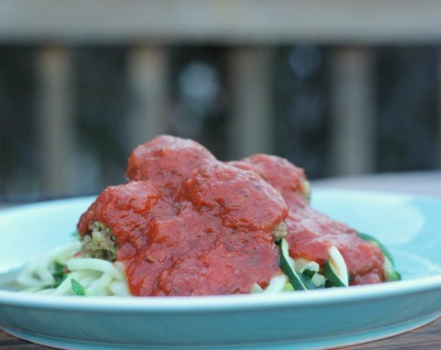Vegan Meatball Recipe, Vegetarian Spaghetti and Meatballs Recipe, Meatless Monday Recipe