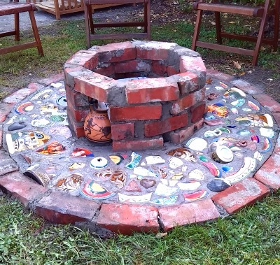DIY Fire Pit, DIY BBQ Grill, DIY Backyard BBQ Ideas