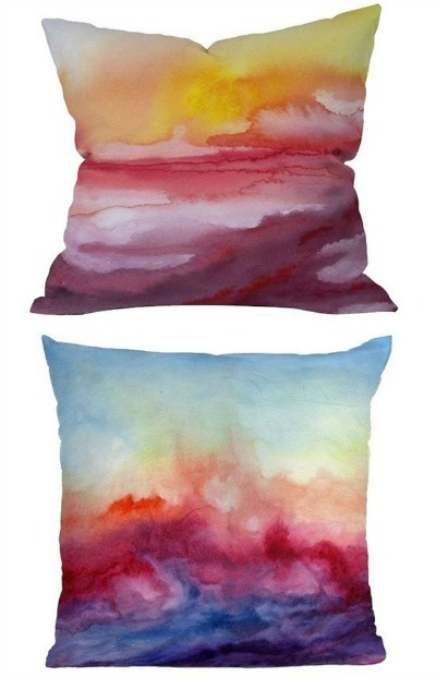 DIY Tie Dye, DIY Ice Tie Dye, Ice Dye T Shirts, DIY Pillowcase, Outdoor Summer Crafts