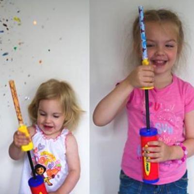 confetti firecracker
