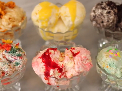 The Best Videos to Make Cool Homemade Ice Cream