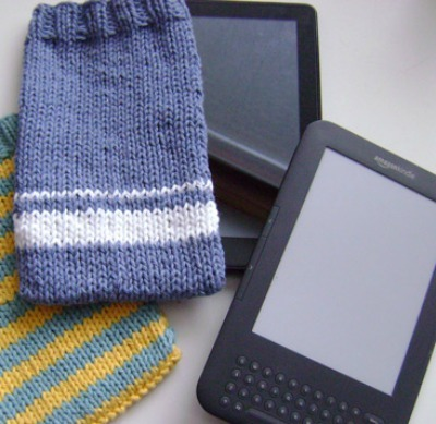 tablet cozy knitting pattern