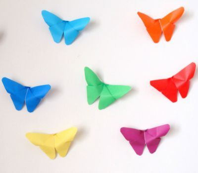 DIY Butterfly Wall Art, DIY Living Room Wall Projects