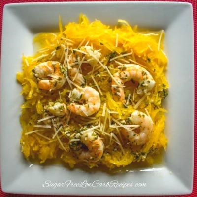 Crock-Pot Shrimp Scampi