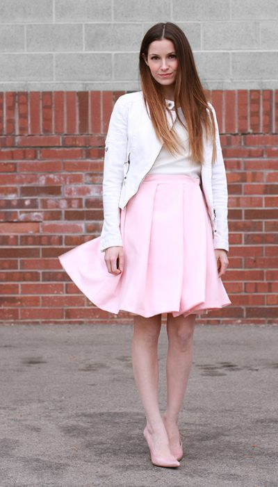Wide-Pleat-Wrap Skirt Pattern