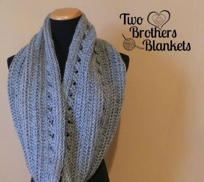 Modern Crocheted Scarf Patterns Craftfoxes