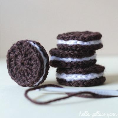 Crochet Amigurumi Cookies