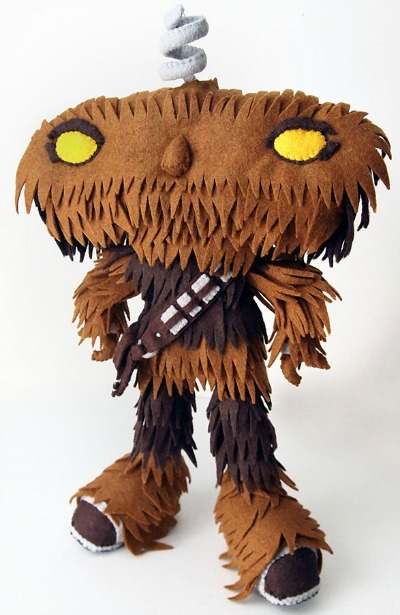 Felt Project Wookie