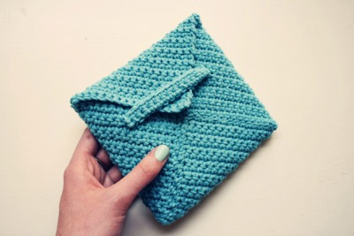 Crochet Envelope