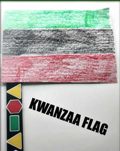 Kwanzaa Flag