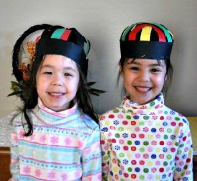 Kwanzaa Hats