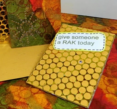 new years resolution cards craft project