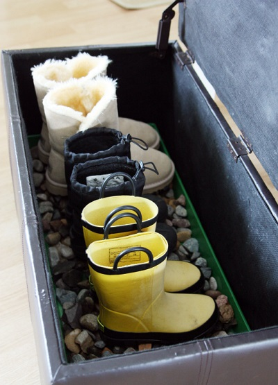 Boot Storage Bench