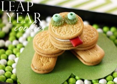 Cookie Frog