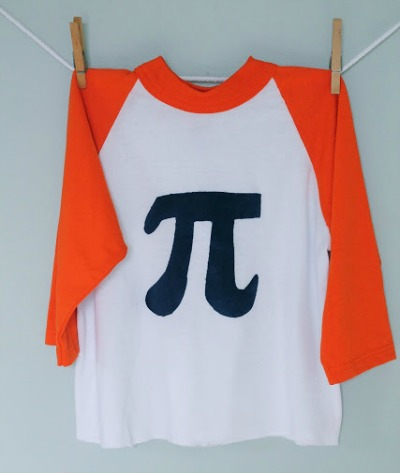 Pi Iron-On Shirt