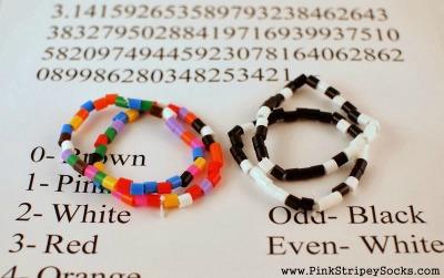 Pi Bracelets