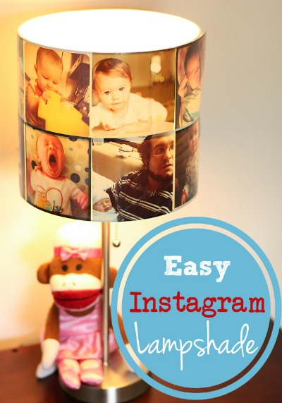 Instagram Lampshade