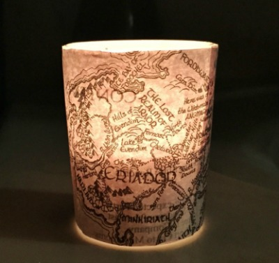 Middle Earth Candle