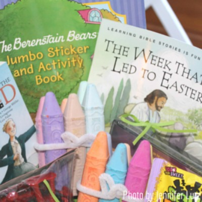 Easter book gifts