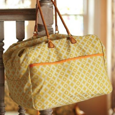 one hour weekend bag pattern
