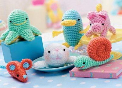 Amigurumi Free Patterns Beginners : The cutest amigurumi u easy patterns and tutorials craftfoxes