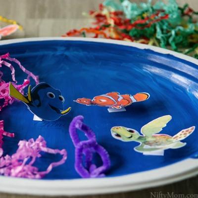 FInding Nemo Ocean Scene