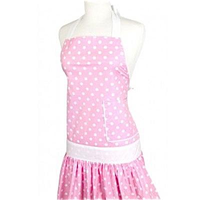 1950s style retro apron